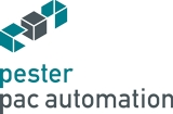 Logo of company pester pac automation GmbH