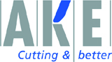 Logo of company AKE Knebel GmbH & Co. KG~Werkzeug- und Maschinenfabrik