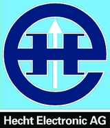 Logo of company HECHT ELECTRONIC AG