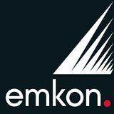 Logo of company emkon Systemtechnik,~Projektmanagement GmbH