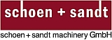 Logo of company schoen + sandt machinery GmbH
