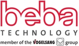 Logo of company beba technology GmbH & Co. KG