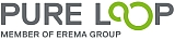 Logo of company PureLoop GmbH~member of EREMA group GmbH