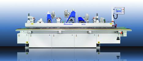 Universal-Kanten- und Profilschleifmaschine, Typ UKP 20