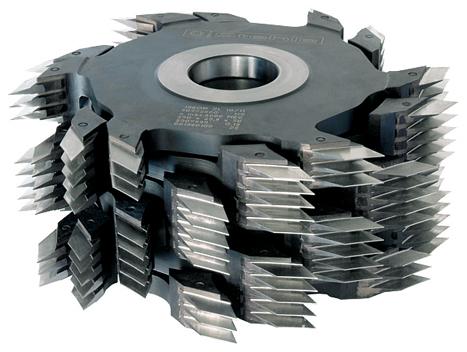 LEUCO-Innovation 2009: Z6+6 Minizinkenfräser mit einem Planlauf von 5 µ